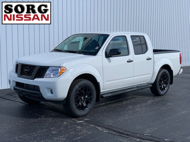 New 2019 Nissan Frontier SV Midnight Edition Package 4WD