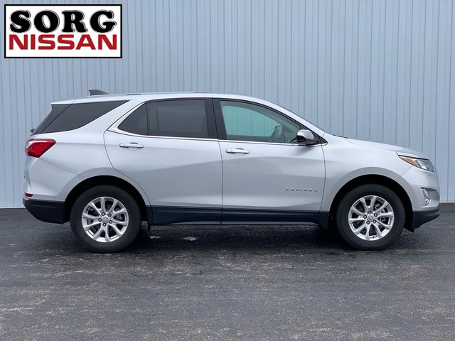 Used Chevrolet Equinox Lt Warsaw In