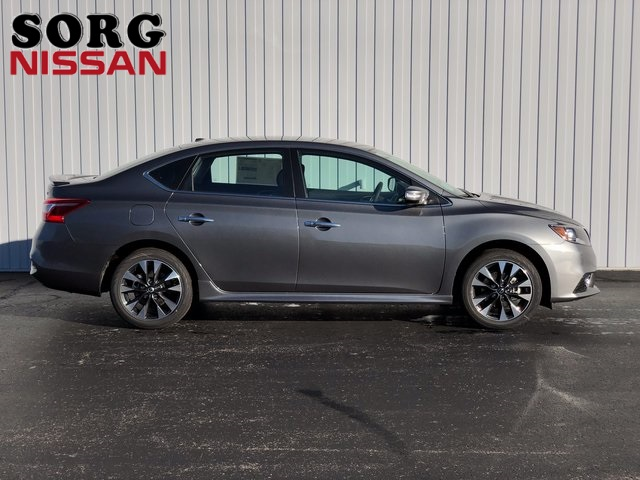 New 2018 Nissan Sentra Sr 4d Sedan In Warsaw 18041 Sorg