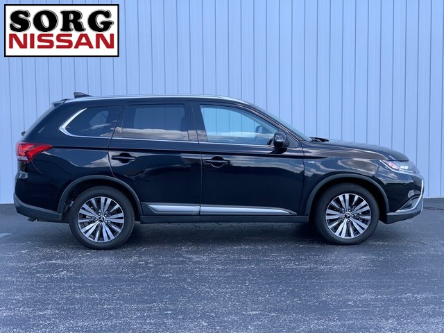 Pre-Owned 2019 Mitsubishi Outlander GT